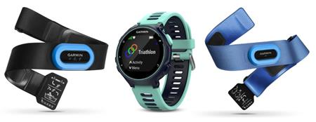Garmin Forerunner 735XT Tri Bundle Blue; 010-01614-10