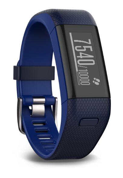 Garmin vívoSmart Optic s GPS Blue, (velikost L)