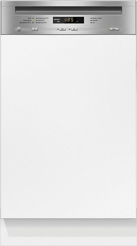 MIELE G 4700 SCi vestavná myčka nádobí
