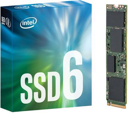 Intel 600p 256GB, SSDPEKKW256G7X1