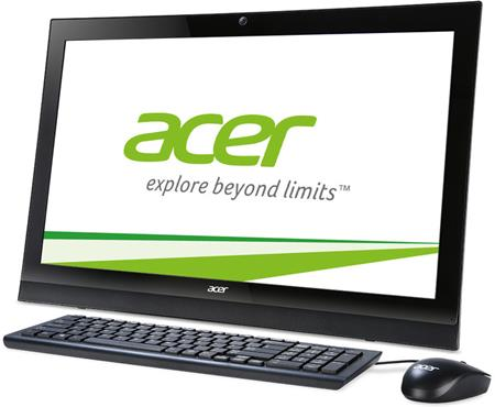 "Acer AZ1-622 - počítač, 21,5"" All-in-one, ; DQ.B5FEC.001"