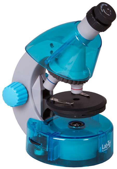 Mikroskop Levenhuk LabZZ M101 Azure; 69302/69301