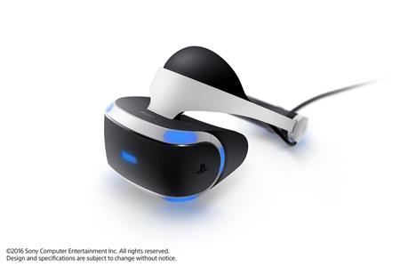 PS4 PlayStation - PS VR headset; PS719844051