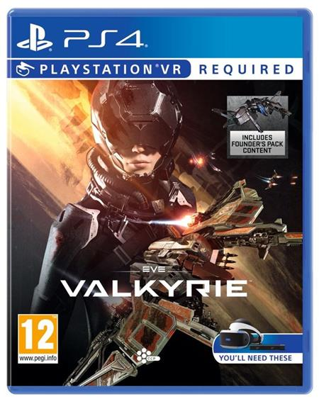 PS4 Valkyrie