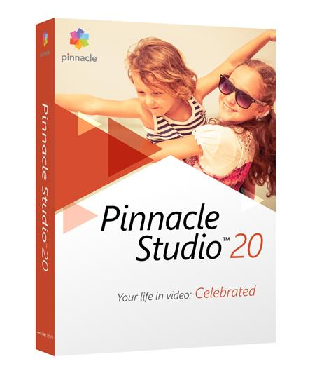 Pinnacle Studio 20 Standard ML EU; PNST20STMLEU