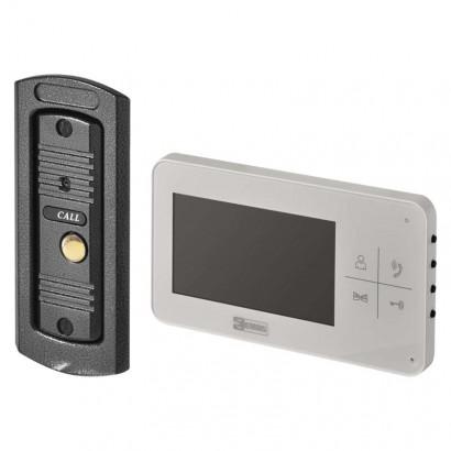 Domácí videotelefon EMOS, barevná sada, H1134