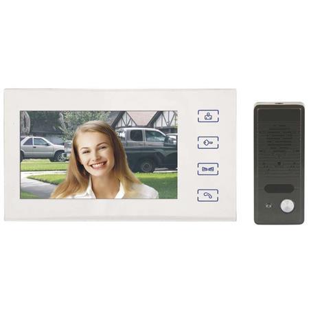 EMOS Domácí videotelefon, barevná sada, RL-10B *H1016; 3010000110
