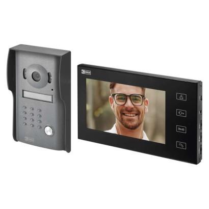 EMOS Domácí videotelefon, barevná sada, RL-10M *H1014; 3010000106