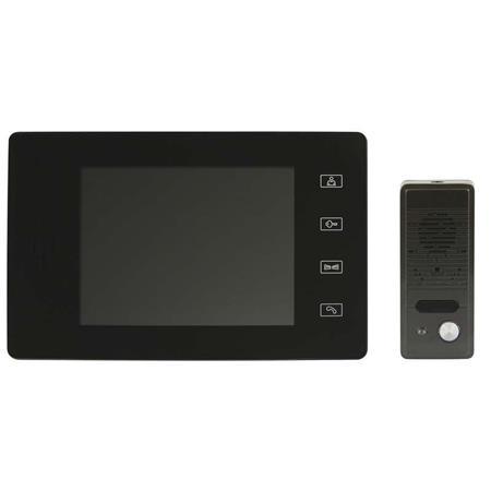 EMOS Domácí videotelefon, barevná sada, RL-8B *H1015; 3010000109