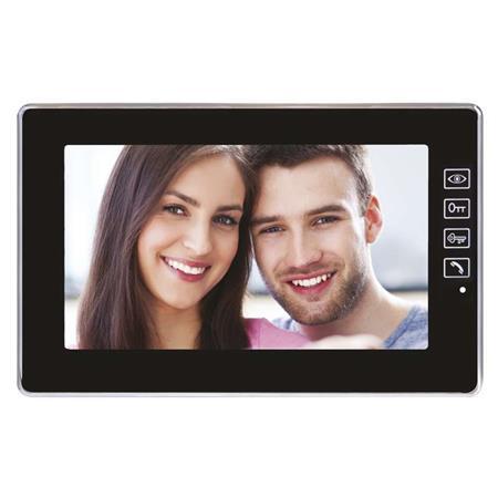 EMOS Domácí videotelefon s pamětí, handsfree, H1118; 3010001118