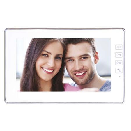 EMOS Domácí videotelefon s pamětí, handsfree, H1119; 3010001119