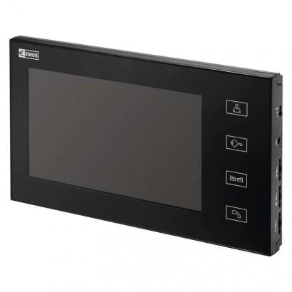 EMOS Domácí videotelefon, barevný, HANDS FREE RL-10M *H1114; 3010001114