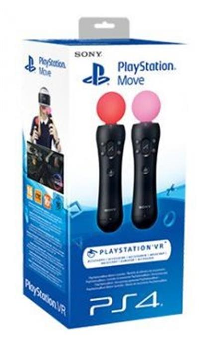 PS4 Move Twin Pack - pro PS4/PS3