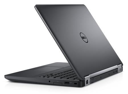 "Dell Latitude E5470 14"" HD i5-6200U/4GB/500GB/Intel® HD/USB/HDMI/VGA/RJ45/FPR/W7+W10P/3RNBD/Černý; 5470-8061"