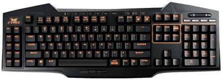 ASUS STRIX TACTIC PRO mech. keyboard RED (US layout)