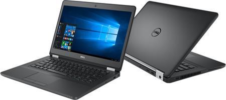 """DELL Latitude E5470/ i5-6200U/ 8GB/ 256GB SSD/ 14"""" FHD/ W7Pro (W10P+downgrade)/ 3YNBD on-site"""