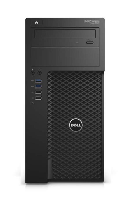 DELL Precision T3620/ E3-1240/ 8GB/ 1TB (7200)/ DVDRW/ nVidia Quadro K420 2GB/ W7Pro (W10P+down.)/ vPro/ 3YNBD on-site; DD1PD