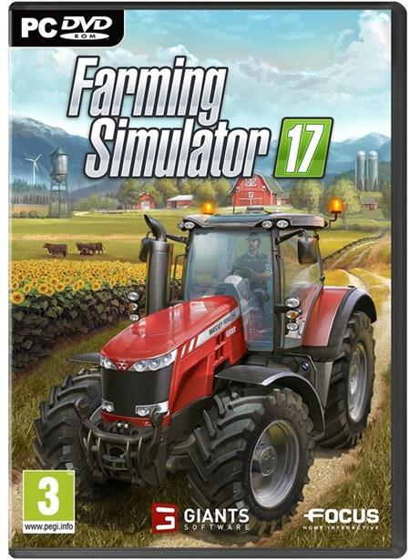 PC Farming Simulator 17 -25.10.2016