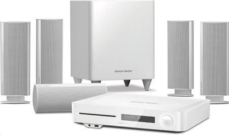 Harman/Kardon BDS785S White