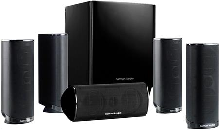 Harman/Kardon HKTS 16 Black ; HKTS 16BQ/230