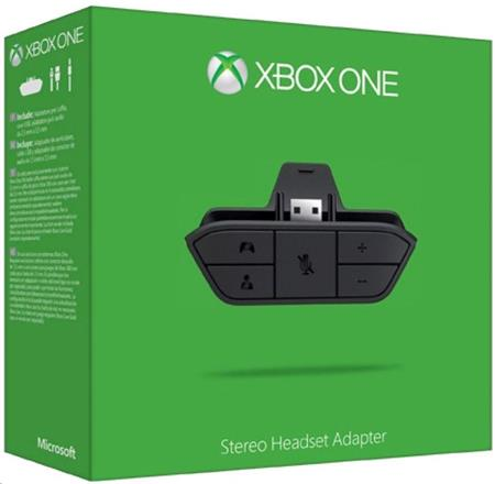 XBOX ONE - Stereo Headset adaptér