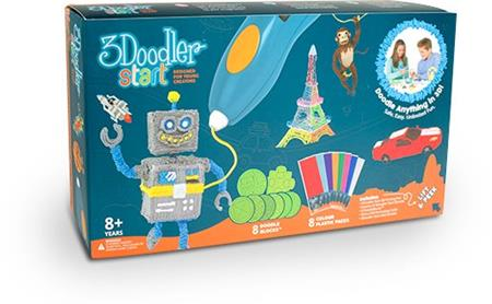 3D pero 3Doodler Start Super Mega Pen Set (DODMEGAER)