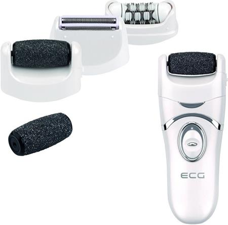 ECG OP 300 strojek 3v1 (epilační, holící, brousící)
