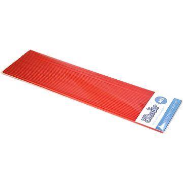 Náplně 3Doodler Single color ABS pack - Riding Hood Red; AB04-HOOD