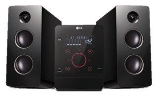 LG CM2760 MIKRO Systém s CD přehrávačem; CM2760