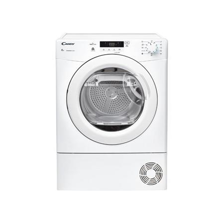 Candy SLC D 813B-S - Sušička prádla