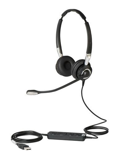 Jabra BIZ 2400 II, Duo, USB, E-STD, NC, FS, MS; 2499-823-309