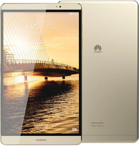 HUAWEI Tablet MediaPad M2 8, zlatý
