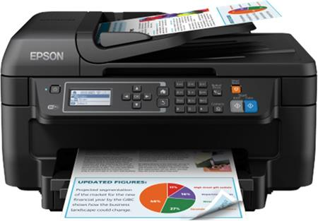 EPSON WorkForce WF-2750DWF; C11CF76402