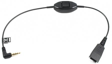 Jabra QD-3,5 mm, Nokia 8800-00-84; 8800-00-84