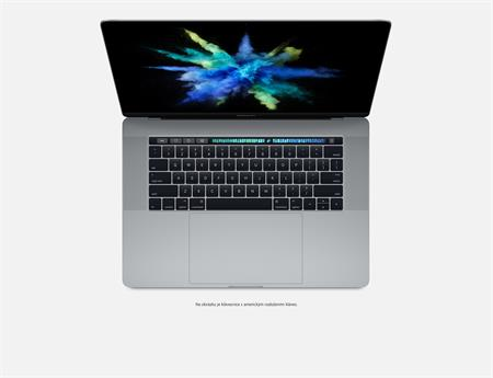 "Apple MacBook Pro 15,4"" Touch Bar; MLH32CZ/A"