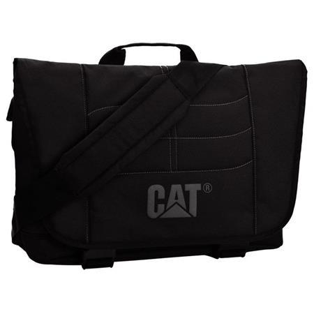 """CAT Charles Millennial, taška přes rameno, černá, 15,6""""; 124700"""