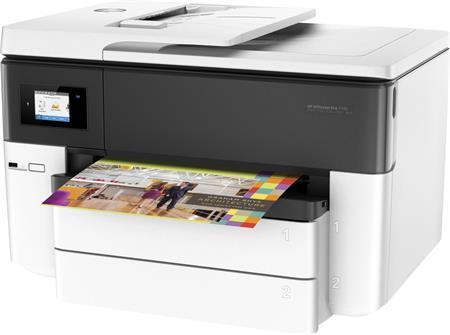 HP Officejet 7740wf wide - multifunkce; G5J38A#A80