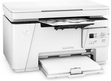 HP LaserJet Pro MFP M26a - laserová multifunkce, A4, 18 str./min, USB; T0L49A#B19