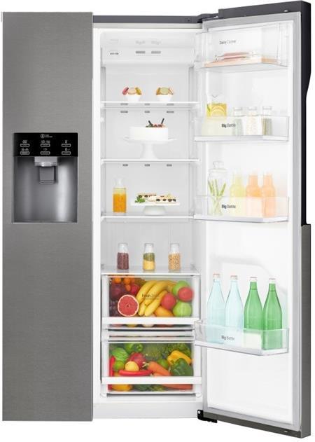 LG GSL360ICEV - americká chladnička; GSL360ICEV