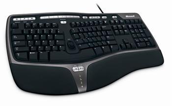Microsoft Natural Ergo Keyboard 4000 CZ