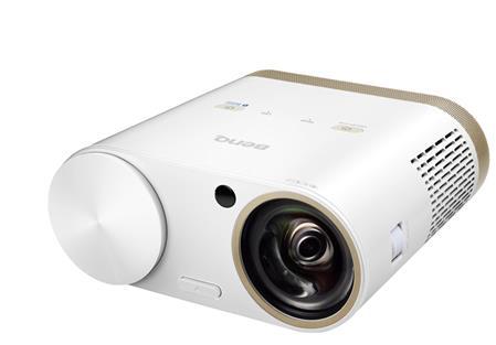 BenQ i500 projektor - LED/DLP, 500lm, WXGA,a ndroid, ST; 9H.JET77.59E