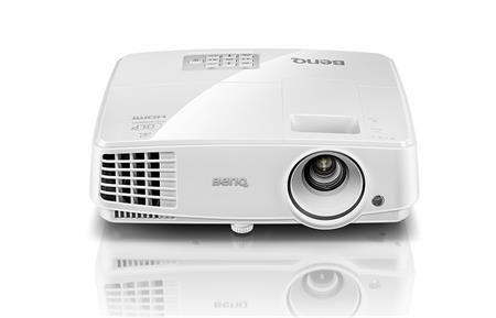 BenQ MS527 projektor - DLP, 3300lm, SVGA, HDMI, SmartEco; 9H.JFA77.13E