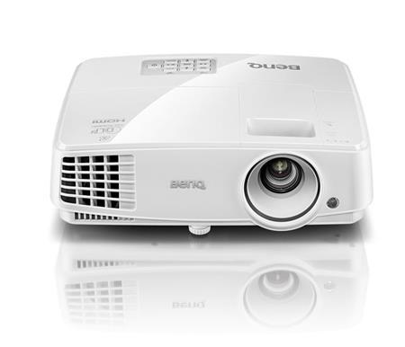 BenQ MW529 projektor - DLP, 3300lm, WXGA, HDMI, SmartEco; 9H.JFD77.13E