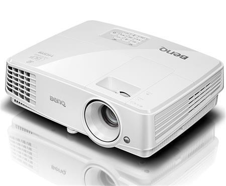 BenQ MW571 projektor - DLP, 3200lm, WXGA, HDMI, LANc; 9H.JEM77.13E