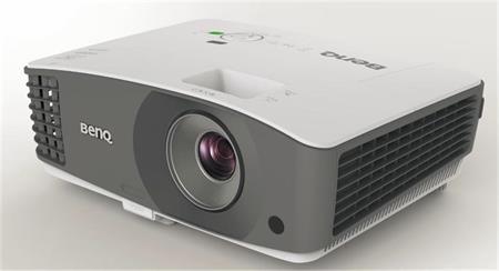 BenQ MW705 projektor - DLP, 4000lm, WXGA, HDMI, CF; 9H.JEC77.13E