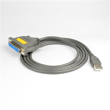 AXAGON USB2.0 - paralelní DB25F printer adapter