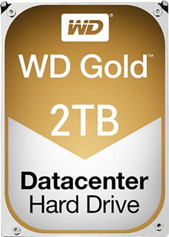 Western Digital Gold 2TB; WD2005FBYZ