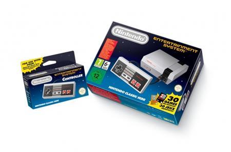 Nintendo Classic Mini: NES; NICH010