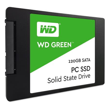 "WD Green SATAIII 7mm, SSD 2,5"" 120GB ; WDS120G1G0A"