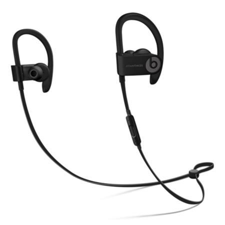 Apple Powerbeats3 - bezdrátová sluchátka, černá; ml8v2zm/a